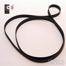 Fits WALKER - Replacement Turntable Belt for CJ58 & CJ61  -  THATS AUDIO