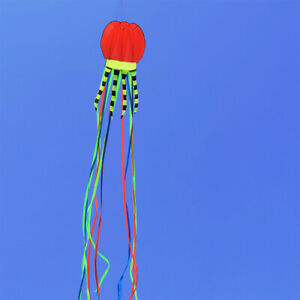 2020 Jellyfish software large kite without skeleton easy to fly parent-child
