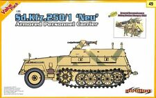 Cyber Hobby 1:35 Sd.Kfz.250/1 Neu Armored Personnel Carrier + Figure Kit #9149