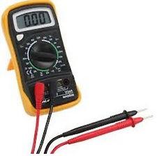 InLine 43117 Multimeter - mit Temperatursensor und Transistormessung
