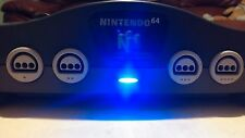 N64 with Ultra HDMI Mod installed. Firmware Version 5. Blue LED UltraHDMI