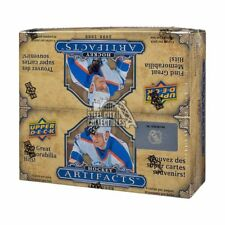 2008-09 Upper Deck Artifacts Hockey 24ct Retail Box