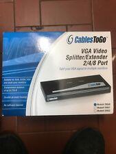 VGA Video Splitter/Extender 2/4/8 Port