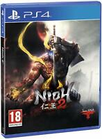 Nioh 2 (PS4) NEW   SEALED IN STOCK NOW