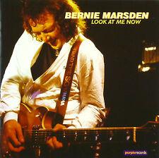 CD - Bernie Marsden - Look At Me Now - #A1052 - RAR