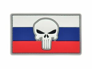 Russian Punisher Flag