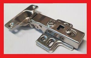 SOFT CLOSE  35mm KITCHEN CABINET CUPBOARD STANDARD DOOR HINGES