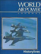 World Air Power Vol 25 Airtech CN.235 Northrop F-5 Westland Sea King Czech