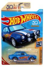 2018 Hot Wheels #335 HW 50th Race Team '70 Ford Escort RS1600