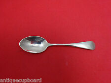 """Old English by Birks Sterling Silver Demitasse Spoon 4"""""""