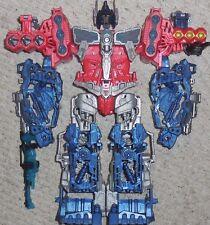 Transformers Prime OPTIMUS MAXIMUS Complete Cyberverse Legion Suit Battlestation