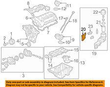 GM OEM Engine Parts-Adapter Gasket 12634318