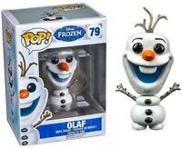 Frozen - Olaf Glow In The Dark Pop! Vinyl #79 NEW Disney Funko