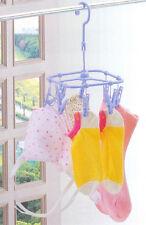 Japanese Plastic Laundry Sock Lingerie Hanger #1969