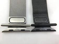 Original Apple Watch Series 6 5 4 3 2 1 Stainless steel strap Milanese Loop band