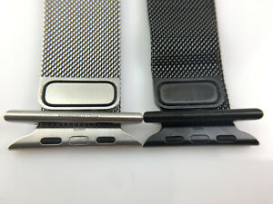 Original Apple Watch Series 6 5 4 3 2 1 Stainless steel strap Milanese Loop band