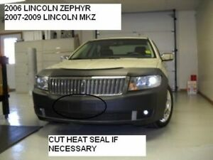 Lebra Front End Cover Bra Fits Lincoln MKZ 2007 2008 2009 & Zephyr 2006
