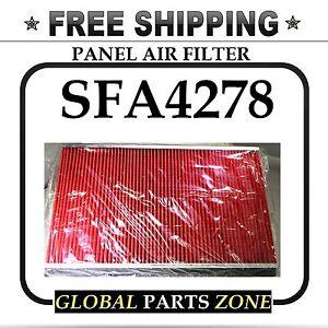 AIR FILTER SFA4278 PA2135 143-2057 274 46116 A975C AF4278 AF882 CA4309 3SHIPPING