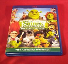 Shrek Forever After The Final Chapter (Blu-ray)