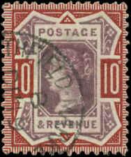 Great Britain Scott #121 Used