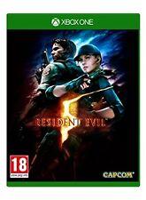 Resident Evil 5 HD Remake Xbox One Xb1