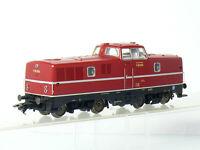 Trix 22080 Digital H0 Locomotora Diésel V 80 004 De DB, Rojo Viejo ,como Nuevo