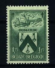 BELGIUM - BELGIO - 1946 - Pro opere antitubercolari. Stemmi di città