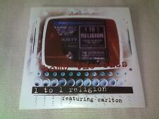 BOMB THE BASS - 1 TO 1 RELIGION - UK CD SINGLE - PART 1