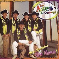 Ases De Durango : Mas Nortenas Que Nunca CD