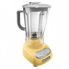 KitchenAid Yellow 5-Speed Blender RR-ksb560my unbreakable Jar Poly Carborate