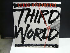 "MAXI 12"" THIRD WORLD Sense of purpose A12 4993 Tampon ""PROMO"" derriere"