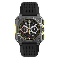 NEW Bell & Ross BR-X1 Chronograph BR-X1 R.S.18 Men's Watch.