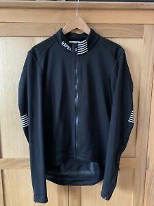 Rapha Pro Team Cycling Soft Shell  Winter Jacket Black XL