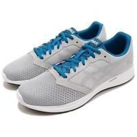 Asics Patriot 10 Grey Blue White Men Running Training Shoes Sneaker 1011A13-1020