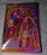 Vintage 2005 MATTEL Secret Spells BARBIE You Make Potions Witch Wicca Magic