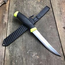 """Mora Morakniv 10 3/8"""" Fishing Comfort Scaler Stainless Fillet Knife FT01061 New!"""