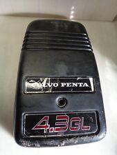 ENGINE COVER VOLVO PENTA 4.3GL BOAT