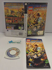 Console Game Gioco Sony Playstation PSP PAL EUR ITALIANO - LEGO INDIANA JONES 2