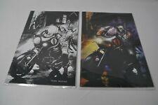 Snake Eyes: Deadgame #2 Tyler Kirkham Purple Rain - Inks & Color Set IN HAND
