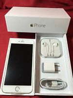 Unlocked Apple iPhone 6 Plus 64B 128GB  Silver Gold Grey Factory Smartphone A+++