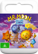 Mr Moon: Volume 4 - Sunnys Funnies  - DVD - NEW Region 4