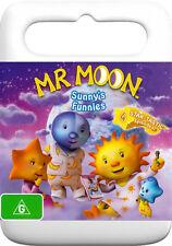 Mr Moon: Volume 4 - Sunnys Funnies  - DVD - NEW Region 4