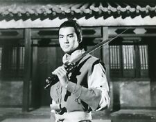 DAVID CHIANG XIN DU BI DAO (新獨臂刀) THE NEW ONE-ARMED SWORDSMAN 71 VINTAGE PHOTO 4