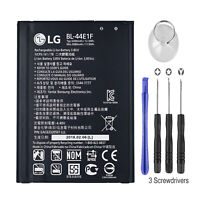 For LG Stylo 3 Plus MP450 TP450 New Original OEM LG BL-44E1F Battery Replacement