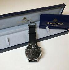 Maurice Lacroix Eliros Swiss Big Date Chronograph Watch Model EL1088