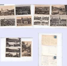 Rudolstadt Thür. 14 diverse AK (10.027) unterschiedliche Erhaltung. stampsdealer