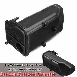 Evaporation Carbon Charcoal Canister For Audi A3 TT VW Golf MK5 MK6 Skoda