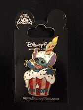 Disney Pin Lilo And Stitch Pin Stitch In Cupcake Happy Birthday Pin