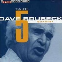 Brubeck,Dave Quartet - Take Five  CD NEW