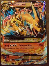 1x Pokemon M Mega Charizard EX 13/106 XY Flashfire Ultra Rare Holo PL